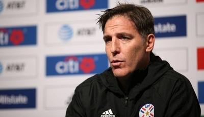 HOY / Berizzo dice que Paraguay perdió el control tras encajar el primer gol