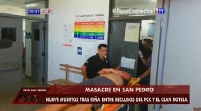 Revelan detalles de la masacre en cárcel de San Pedro