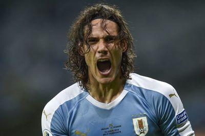 Uruguay golea a placer