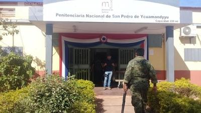 San Pedro: Trasladarán a todo el clan Rotela
