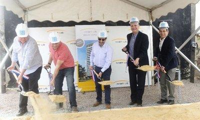 Construirán un edificio más en nuevo eje residencial de Avda. Molas López