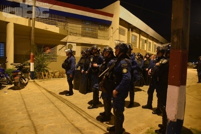 Segundo intento de motín en Tacumbú