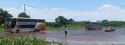 Paso fronterizo a Formosa habilitado solamente para emergencias