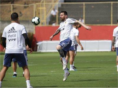 Argentina llega a Belo Horizonte rodeada de dudas