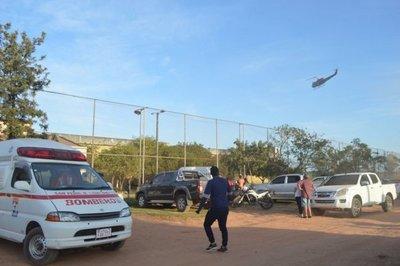 Suman 10 los muertos tras motín en San Pedro