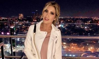 Anahí Sánchez víctima de robo