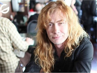 Dave Mustaine, líder de Megadeth, diagnosticado con cáncer de garganta