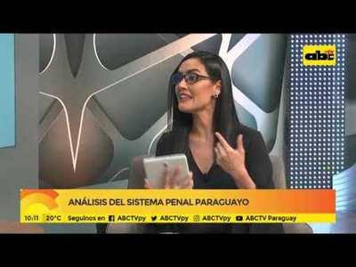 Análisis del sistema penal paraguayo