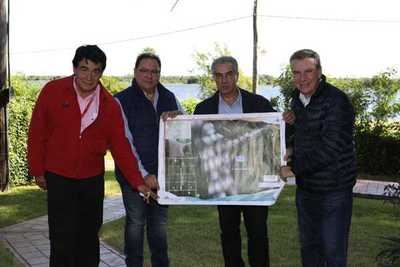 Itaipú alista licitación para proyecto ejecutivo del puente Carmelo Peralta
