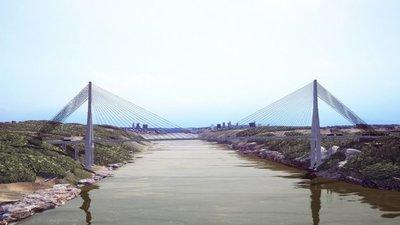 En unas semanas inician movimientos de máquinas para inicio del segundo puente internacional