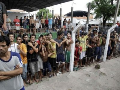Diputado propone que presos condenados vayan al Chaco