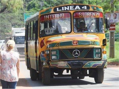 Comunas  evaden a Viceministerio y no remiten lista de buses internos
