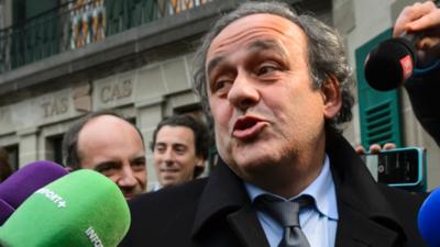 Platini es detenido por corrupción en la elección del Mundial de Qatar 2022 » Ñanduti