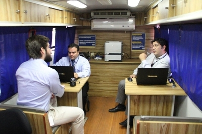 PAC Móvil prestará servicios tributarios en ciudades de Central