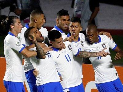 Brasil quiere el pase a cuartos