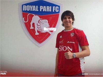 Pablo Zeballos tiene nuevo club