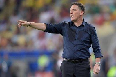 Admiración y rivalidad: Berizzo contra Messi