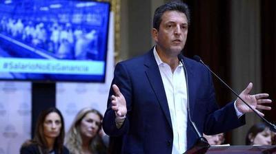 """Massa se suma al proyecto """"Fernández-Fernández"""""""