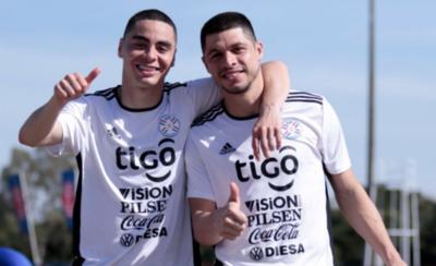 HOY / Rojas entrena con normalidad y podrá jugar contra Argentina