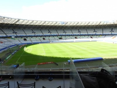 Mineirão, el majestuoso coliseo del segundo partido