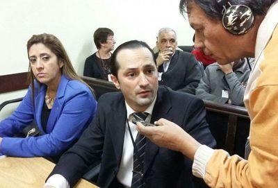Jalil Rachid vuelve a Fiscalía