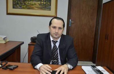 Tras reconsideración confirman a Jalil Rachid como fiscal de Curuguaty