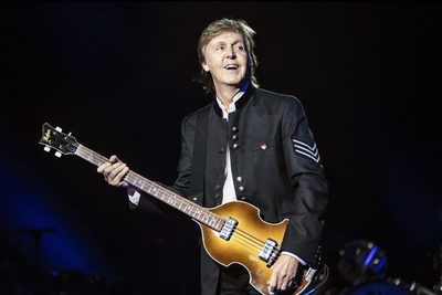 Sir Paul McCartney, el famoso ex Beatle, cumple 77 años
