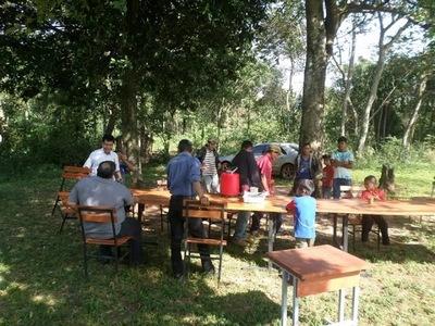 CONTINUA ASISTENCIA A COMUNIDADES NATIVAS DE ITAPÚA