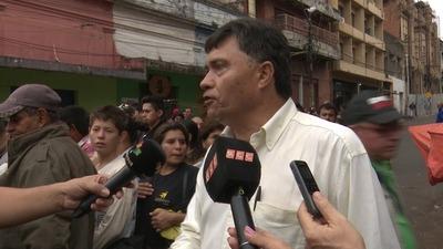 Campesinos reclaman incumplimiento del acuerdo firmado con el gobierno