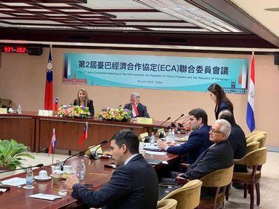 Taiwán plantea eliminar aranceles para 30 productos del país