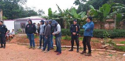 Reconstruyen balacera de transporte escolar en Areguá