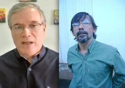 Oficializan pedido de extradición de Arrom, Martí y Colmán
