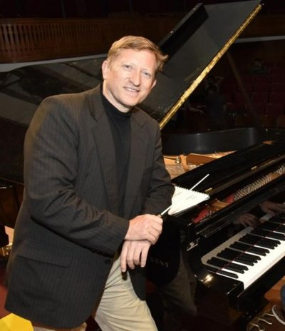 Daniel Luzko ofrecerá un concierto en Encarnación