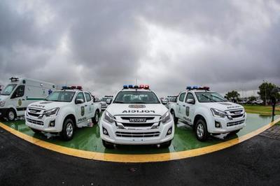 Jefe de Estado entregará patrulleras a la Policía Nacional