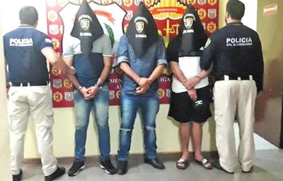 Cae argentino buscado por hurto de evidencias
