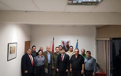 Consulado del Paraguay en Puerto Iguazú promueve diálogo sobre seguridad fronteriza