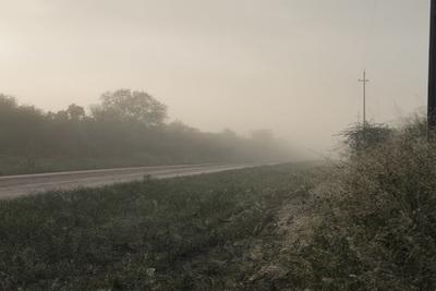 Frente frío con neblinas y lloviznas dispersas para hoy miércoles