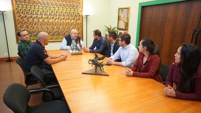 Comuna será asesorada por Curitiba sobre gestión ambiental