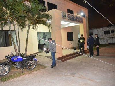 Hombre intenta atrapar a un motoasaltante y termina baleado