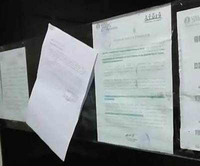 Caso Chilavert: en Palacio de Justicia se niegan a recibir escrito