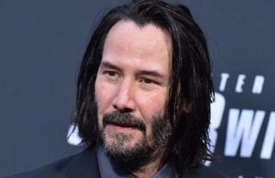 Juntan firmas para que Keanu Reeves sea declarado Persona del Año por la revista Time