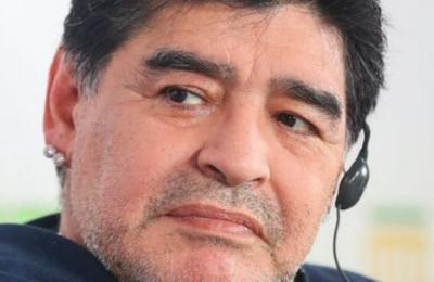 Familia quiere internar a Diego Maradona para tratar su salud mental