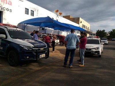 Sicarios acribillan a brasileño en la frontera con Pedro Juan
