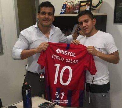 Juan Salas volvió a Cerro Futsal