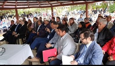 Pobladores de San Alfredo dicen sí a cementera italiana