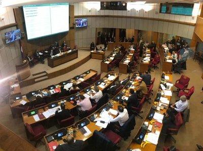 Senado aprueba en general proyecto de reforma tributaria
