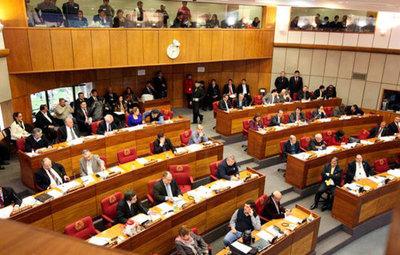 Senado aprueba en general el proyecto de Ley de reforma tributaria » Ñanduti