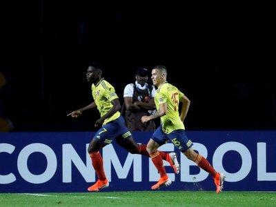 Colombia, el primer clasificado a cuartos