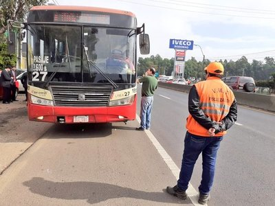 Controlarán situación laboral de choferes de buses y camiones