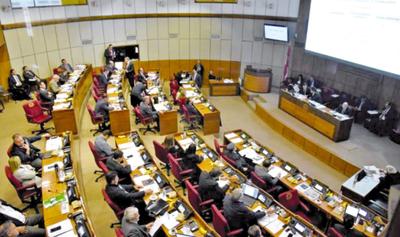 Aprueban paquetes de leyes de  la reforma tributaria en el Senado